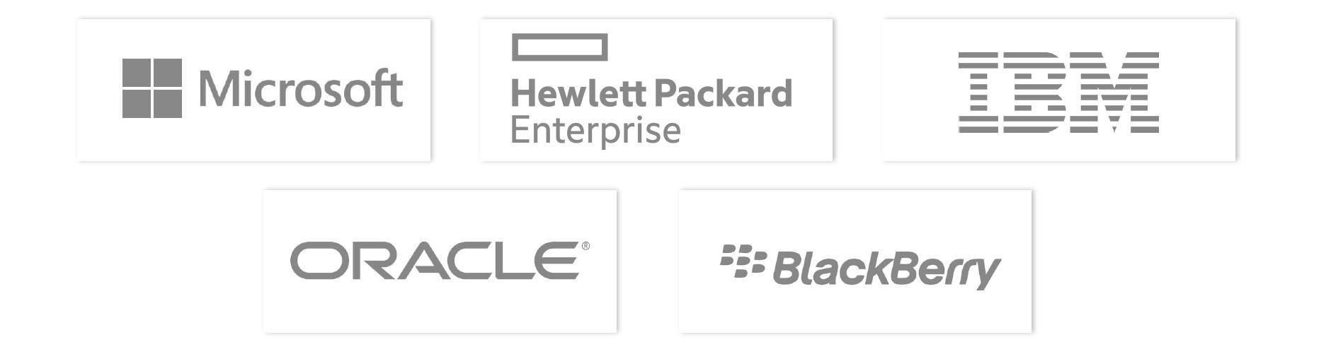NiCE partner logo assembly