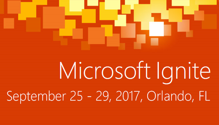 Microsoft Ignite News Header